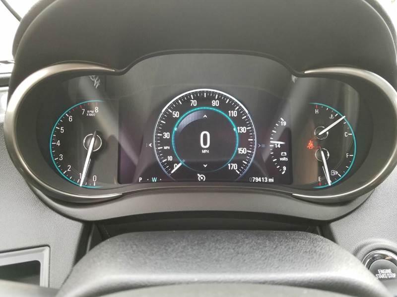 2014 Buick LaCrosse Leather 4dr Sedan - Saint Marys KS