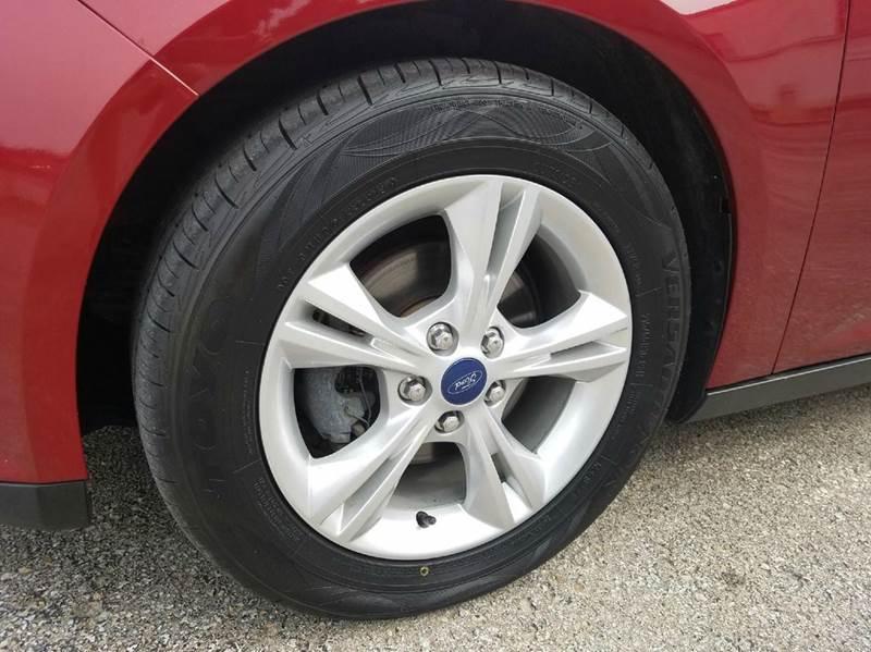 2014 Ford Focus SE 4dr Sedan - Saint Marys KS