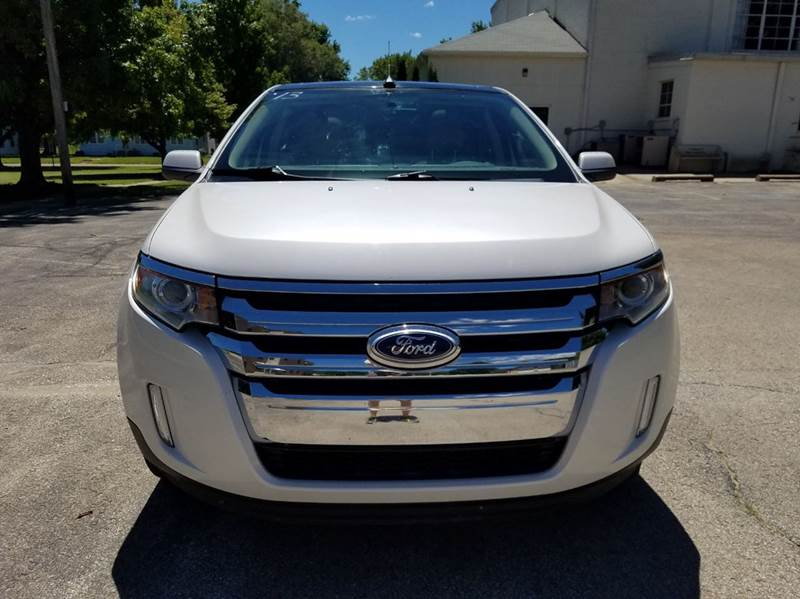 2013 Ford Edge Limited 4dr Crossover - Saint Marys KS