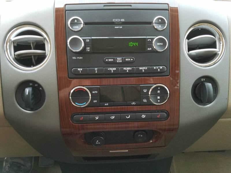 2008 Ford F-150 4x4 Lariat 4dr SuperCrew Styleside 6.5 ft. SB - Saint Marys KS