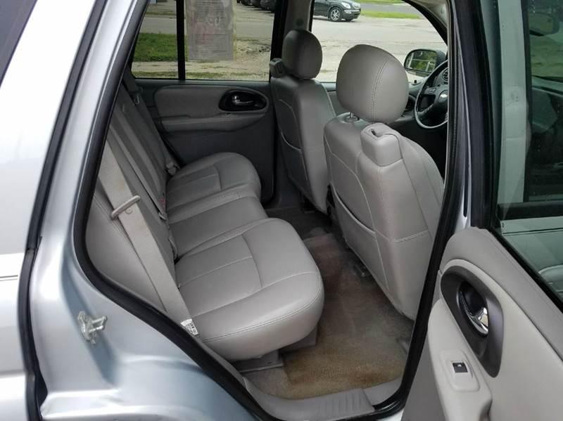 2007 Chevrolet TrailBlazer LT 4dr SUV 4WD - Saint Marys KS