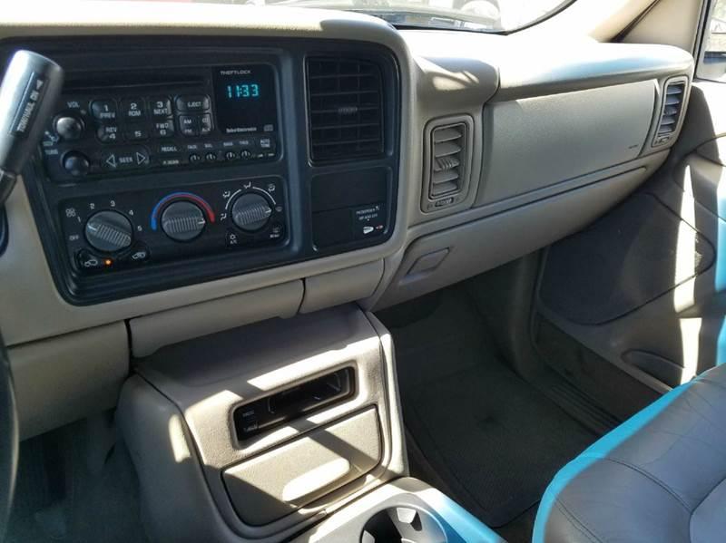 2002 Chevrolet Silverado 1500 4dr Extended Cab LT 4WD SB - Saint Marys KS