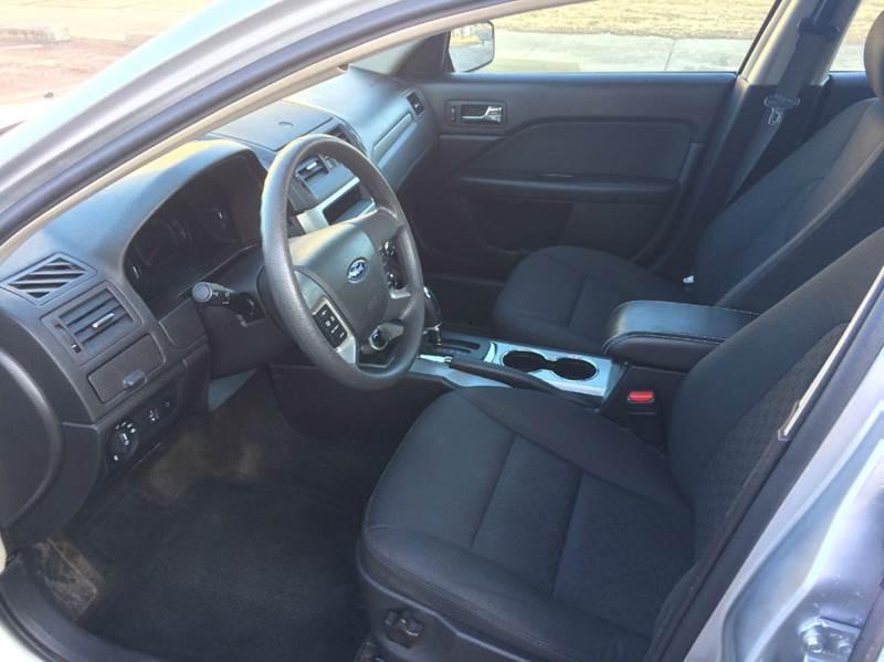 2012 Ford Fusion SE 4dr Sedan - Saint Marys KS