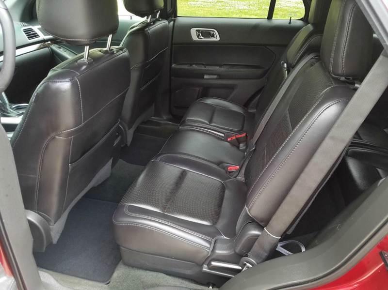 2013 Ford Explorer Limited 4dr SUV - Saint Marys KS