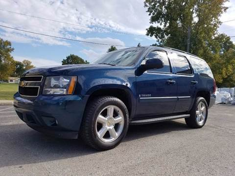 2007 Chevrolet Tahoe for sale in Saint Marys, KS