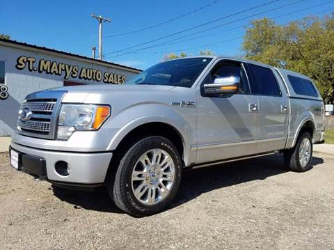 2009 Ford F-150 for sale in Saint Marys, KS