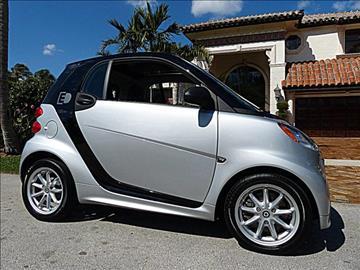 2014 Smart fortwo for sale in Pompano Beach, FL