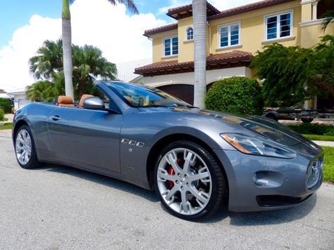2014 Maserati GranTurismo for sale in Pompano Beach, FL