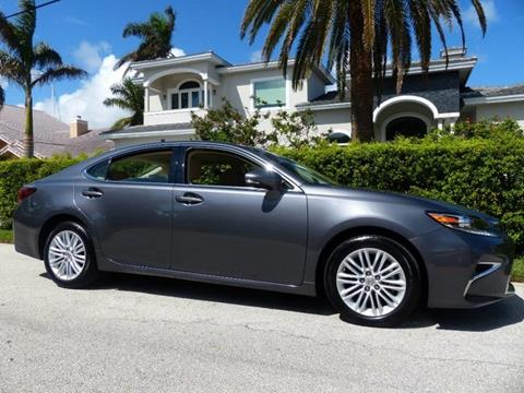 2016 Lexus ES 350 for sale in Pompano Beach, FL