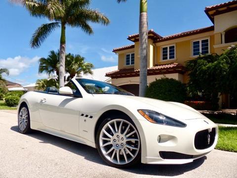 2012 Maserati GranTurismo for sale in Pompano Beach, FL