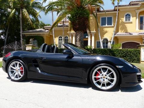 2014 Porsche Boxster for sale in Pompano Beach, FL