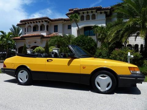 1991 Saab 900 for sale in Pompano Beach, FL