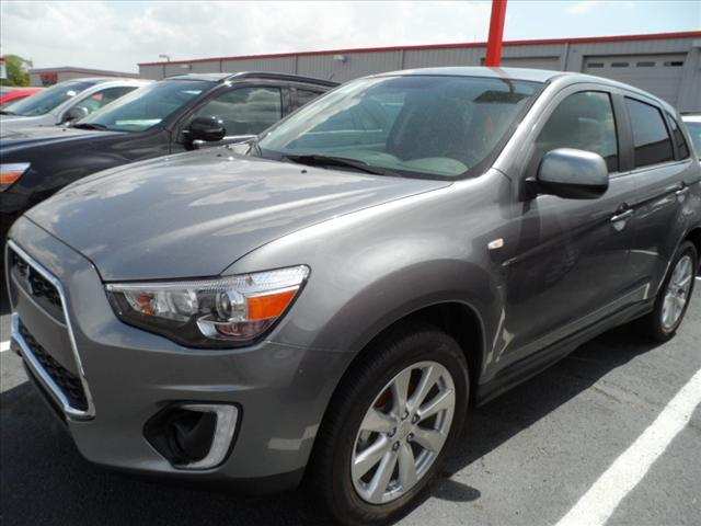 2015 MITSUBISHI OUTLANDER SPORT 24 ES 4DR WAGON mercury gray pearl thank you very much for the o