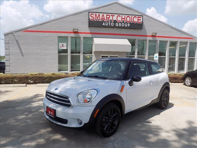 2013 MINI PACEMAN COOPER 2DR HATCHBACK white abs brakesair conditioningalloy wheelsautomatic h