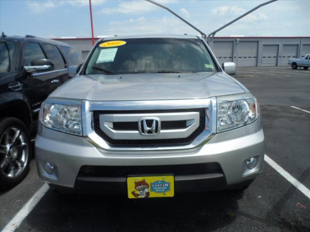 2011 HONDA PILOT EX 4DR SUV silver pushpullordrag --independence freedom sale--  declare