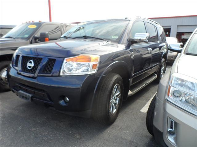2010 NISSAN ARMADA follow the white rabbit --patriot sale-- right now with 0 down with payme