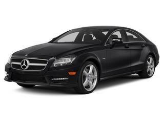 2012 MERCEDES-BENZ CLS CLS550 4DR SEDAN unspecified laporte mitsubishi w in-house advantage also