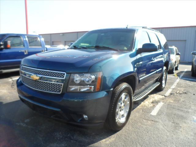2007 CHEVROLET TAHOE blue laporte mitsubishi  w in-house  advantage also can put a positive mark