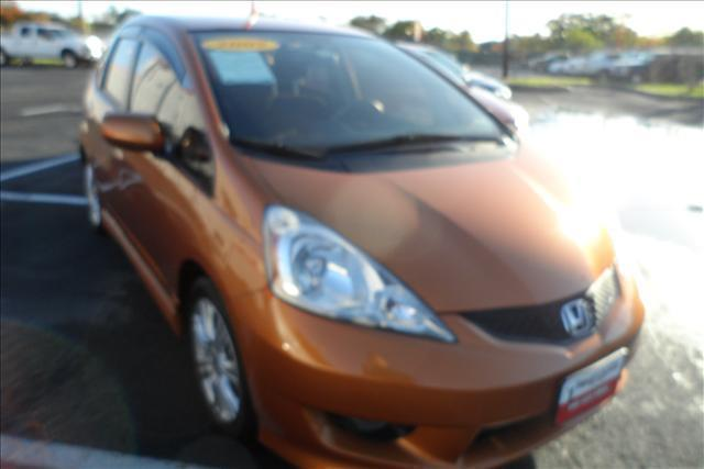 2009 HONDA FIT SPORT 4DR HATCHBACK 5A orange laporte mitsubishi  w in-house  advantage also can