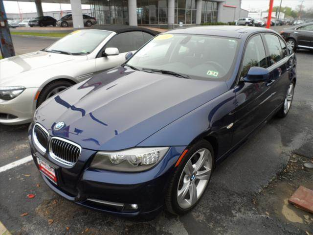 2011 BMW 3 SERIES 335I 4DR SEDAN blue april showers bring may flowers right now with 350 down w