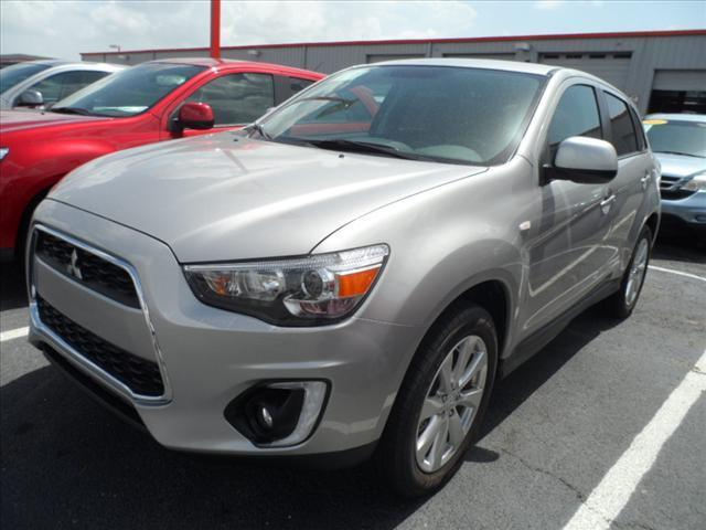 2015 MITSUBISHI OUTLANDER SPORT white thank you very much for the opportunity to earn your busine