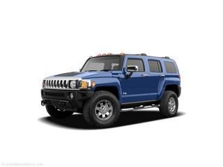 2009 HUMMER H3 BASE 4X4 4DR SUV all terrain blue laporte mitsubishi w in-house advantage also ca