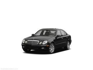 2008 MERCEDES-BENZ E-CLASS E350 4DR SEDAN black grille color - chromeair filtrationarmrests - r