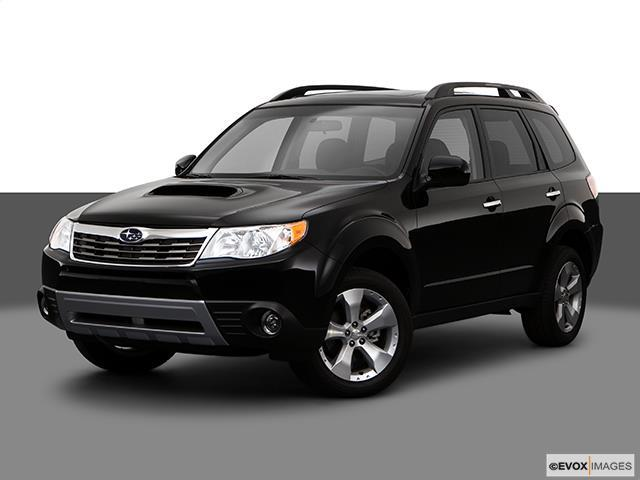 2009 SUBARU FORESTER 25 XT AWD 4DR WAGON 4A black 4wdawdabs brakesair conditioningalloy whee
