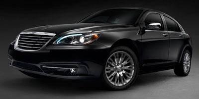 2013 CHRYSLER 200 SEDAN TOURING black options abs brakesair conditioningalloy wheelsamfm radioa