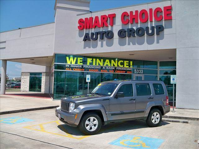 2012 JEEP LIBERTY RWD SPORT grey options abs brakesair conditioningalloy wheelsamfm radioautoma