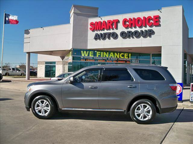 2012 DODGE DURANGO EXPRESS grey abs brakesair conditioningalloy wheelsamfm radioautomatic he