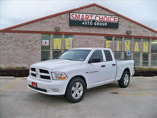 2012 RAM RAM PICKUP 1500 TRADESMAN white abs brakesair conditioningamfm radioautomatic headli