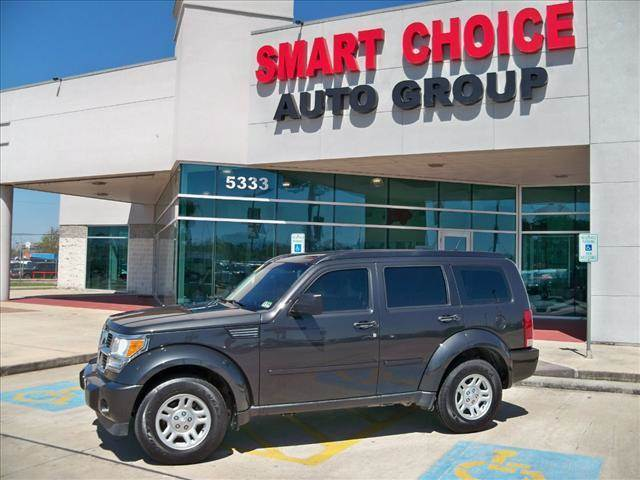 2011 DODGE NITRO 2WD SE grey options 4-speed at 37l v6 cylinder engine rear wheel drive am