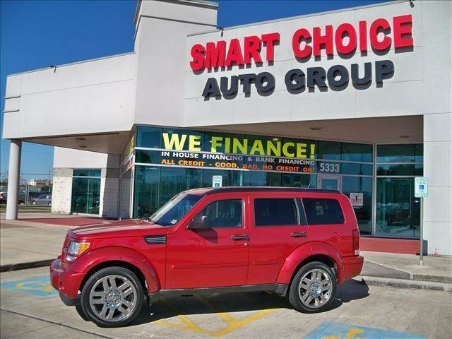 2010 DODGE NITRO 2WD HEAT inferno red crystal pearl options abs brakesair conditioningalloy whee