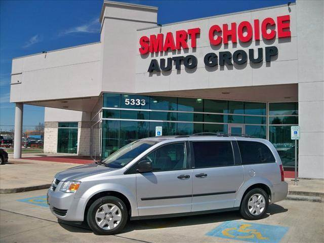 2008 DODGE GRAND CARAVAN WAGON SE bright silver metallic options abs brakesair conditioningamfm