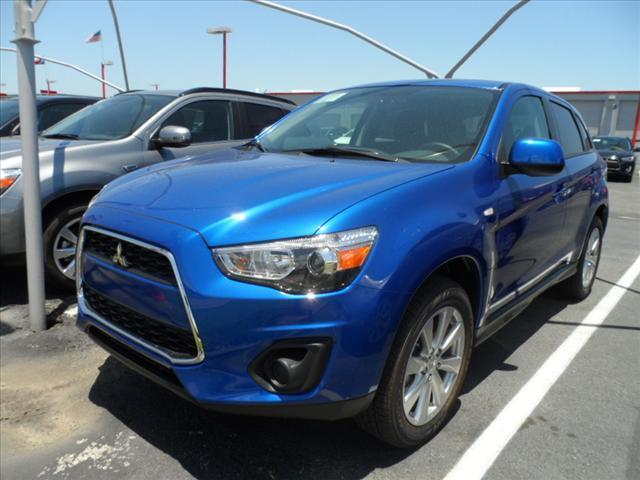 2015 MITSUBISHI OUTLANDER SPORT 24 GT 4DR WAGON blue thank you very much for the opportunity to