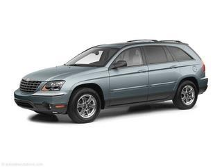 2005 CHRYSLER PACIFICA TOURING AWD 4DR WAGON unspecified laporte mitsubishi w in-house advantage