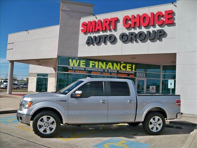 2010 FORD F-150 PLATINUM LARIAT KING RANCH silver abs brakesadjustable foot pedalsair conditi