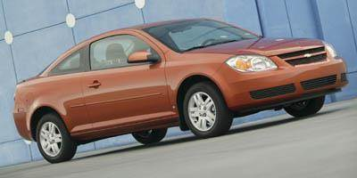 2006 CHEVROLET COBALT COUPE LS unspecified options air conditioningamfm radioautomatic headligh