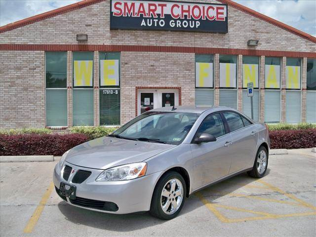 2008 PONTIAC G6 SEDAN GT grey options abs brakesair conditioningalloy wheelsamfm radioautomatic