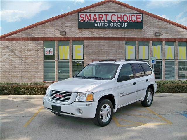 2006 GMC ENVOY 2WD summit white options abs brakesair conditioningalloy wheelsamfm radioautomat