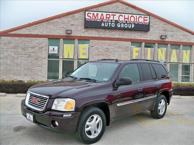 2008 GMC ENVOY SLE SLT DENALI brown 4wdawdabs brakesair conditioningalloy wheelsamfm radi