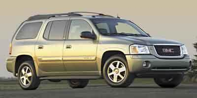 2004 GMC ENVOY XL 2WD onyx black options abs brakesair conditioningalloy wheelsamfm radioautoma