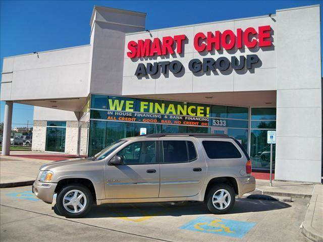2006 GMC ENVOY XL 2WD grey options abs brakesair conditioningalloy wheelsamfm radioautomatic he