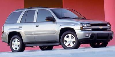 2005 CHEVROLET TRAILBLAZER 4WD burgandy options 4wdawdabs brakesair conditioningalloy wheelsam