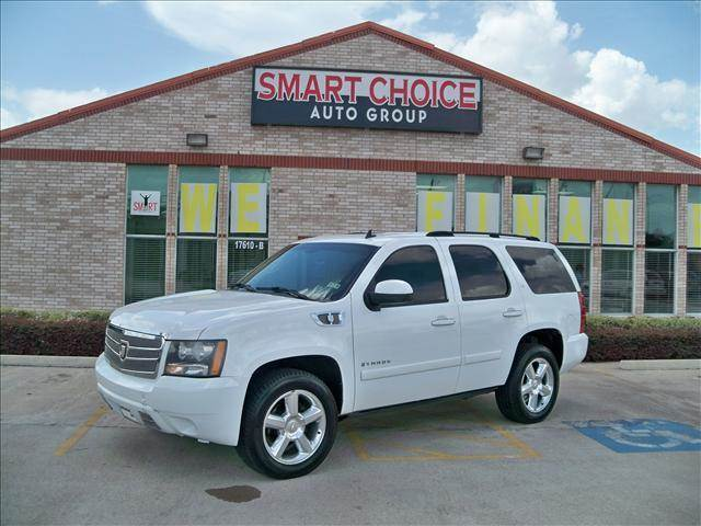 2007 CHEVROLET TAHOE 2WD 4DR 1500 LS graystone metallic transmission 4-speed automatic electroni