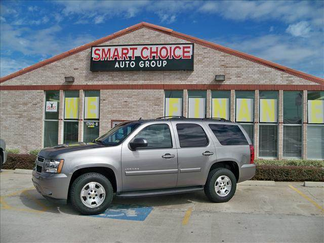 2007 CHEVROLET TAHOE 2WD 1500 grey options abs brakesair conditioningalloy wheelsamfm radioauto