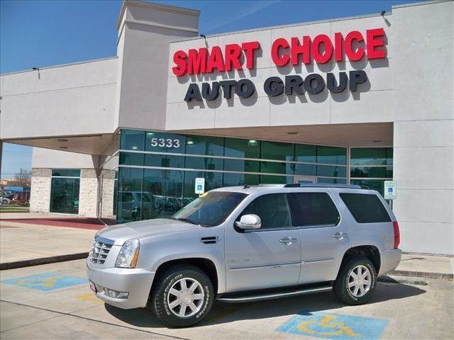 2008 CADILLAC ESCALADE AWD quicksilver options 4wdawdabs brakesadjustable foot pedalsair condit