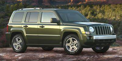 2008 JEEP PATRIOT FWD SPORT unspecified options abs brakesair conditioningamfm radiocd playerdr