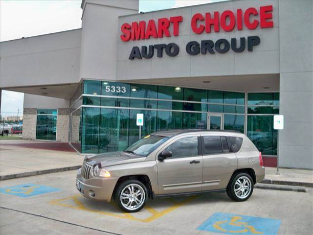 2008 JEEP COMPASS FWD SPORT light khaki metallic options abs brakesair conditioningalloy wheelsa